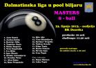 Masters Dalmatinske lige, 23. lipnja 2013. - Tomislav Šušić pobjednik